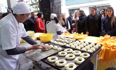 La Chipa: Una de las comidas típicas más consumidas durante el año