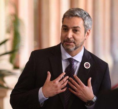 Mario Abdo responde a la Fiscalía · Radio Monumental 1080 AM