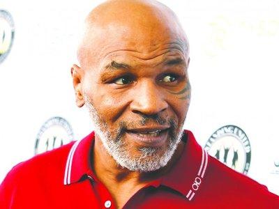 Tyson burlaba doping con orina de sus hijos