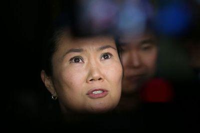 Keiko Fujimori sufre una nueva derrota en los tribunales peruanos
