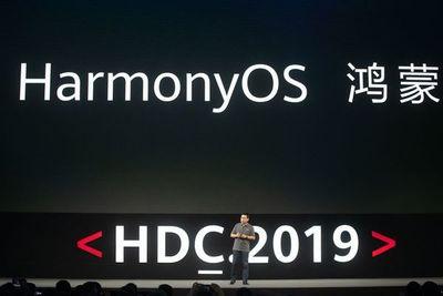 """Huawei devela su sistema operativo HarmonyOS, que aportará """"más armonía al mundo"""""""