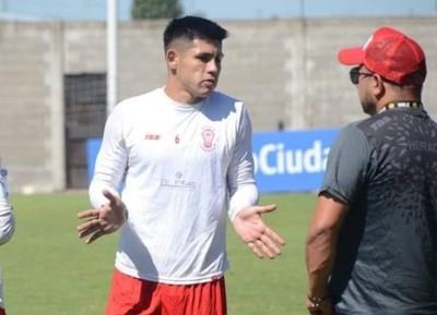 Huracán salda la deuda con Olimpia por Saúl Salcedo