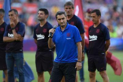 Valverde no quiere hablar de Neymar