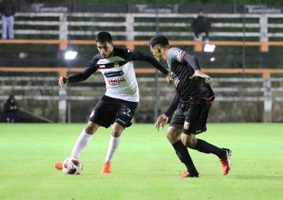 General Díaz y River Plate no se sacaron ventaja