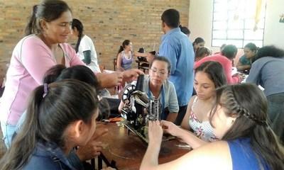 SINAFOCAL DESARROLLARÁ 27 CURSOS GRATUITOS BENEFICIANDO A MÁS DE 675 ITAPUENSES