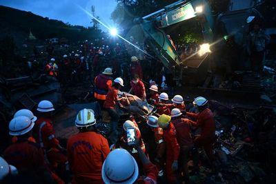 Al menos 41 muertos y decenas de desaparecidos por deslave en Birmania