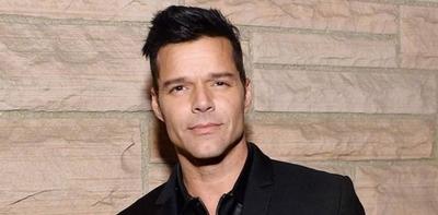 HOY /  Ricky Martin revela el rostro de hija por primera vez