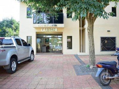 Junta Departamental de Caazapá eligió a nuevas autoridades