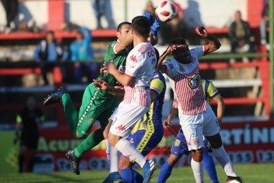 En un intenso juego, San Lorenzo y Capiatá igualaron