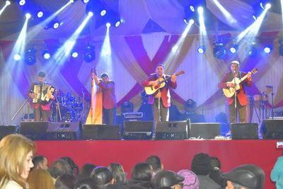 Exitoso Festival del Itaju en Guairá