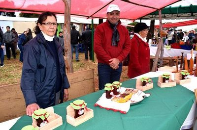 Expo del tomate en Santa Rosa