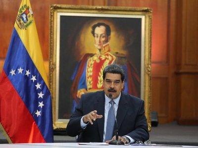 Maduro llama gusano a Guaidó y dice que la Justicia le llegará