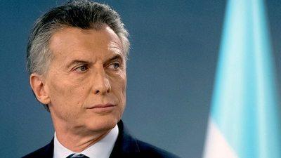 Macri dice que primarias de hoy definirán los próximos 30 años de Argentina