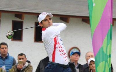 Panamericanos 2019: El paraguayo Zanotti se alza con el oro en golf