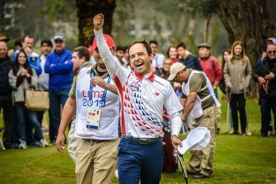 Zanotti, con histórico primer oro en Juegos Panamericanos