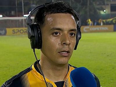 Fernando Barrientos, el hombre destacado en la victoria Legendaria