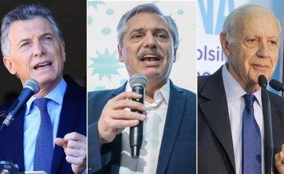 Alberto Fernández celebra victoria y propone construir una nueva Argentina