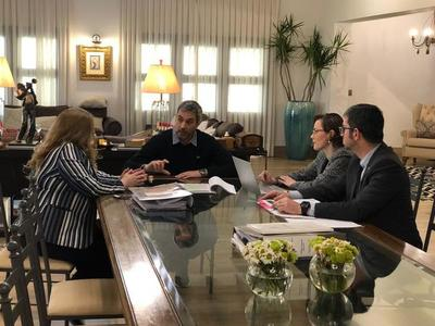 Mario Abdo declara 7 horas por acuerdo con Brasil de represa Itaipú