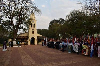 En Piribebuy piden honrar la memoria de los caídos y no vender la patria