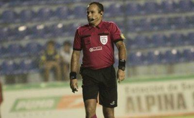 Copa Paraguay: Árbitros de la octava