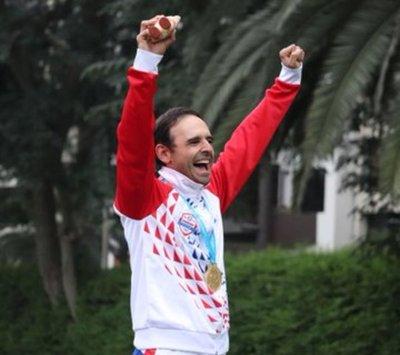 Zanotti, el héroe de los Panamericanos