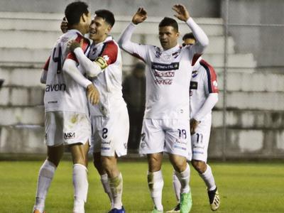 Ernesto Álvarez anota el mejor gol de la fecha