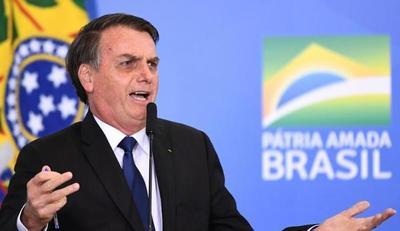"""Jair Bolsonaro: """"No queremos a argentinos huyendo hacia aquí"""""""