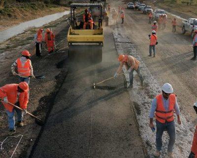 Ruta Bioceánica estará preparada para resistir el tránsito de vehículos pesados