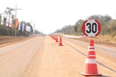 Solicitan prudencia a conductores durante desarrollo de la Expo Trebol