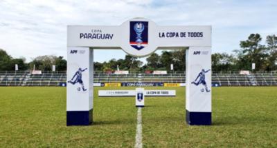 HOY / Siete partidos en el calendario de la Copa Paraguay