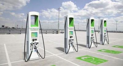 EBY abrió licitación para instalación de cargadores para vehículos eléctricos