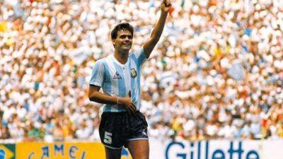 Muere José Luis Brown, campeón del mundo 1986