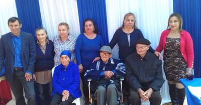 Homenajearon a chacoré por sus 102 años de vida
