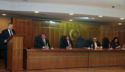 Corte presentó observatorio de causas judiciales