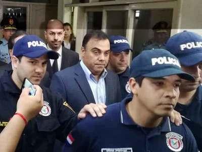 Fiscalía acusa a Díaz Verón y pide juicio oral