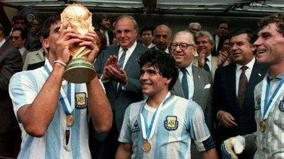 Murió el argentino 'Tata' Brown, campeón del mundo en México-1986