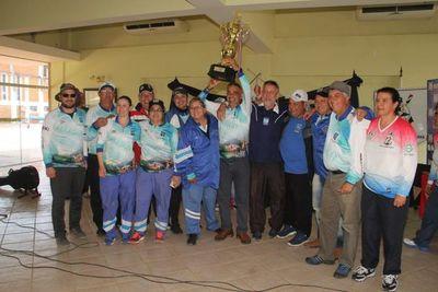 APCP campeón en el Mbiguá