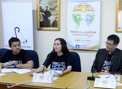 Más de 600 jóvenes en Foro Nacional del Trienio