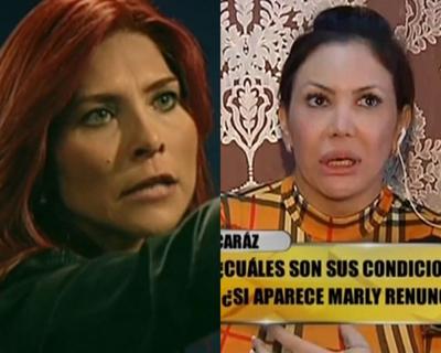 "Actriz de ""Pasión de Gavilanes"" respondió a Ruth Alcaráz"