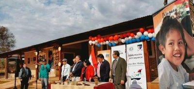 Habilitan en Caaguazu Centro de Protección y Rahabilitación para menores