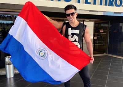 HOY / Magno Silva, el representante de Paraguay en el Mister World 2019