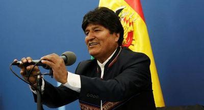Evo Morales asegura que respetará resultado de elecciones generales de octubre en Bolivia