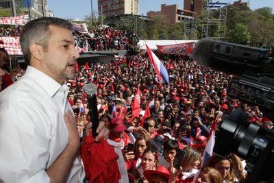 Abdo pide que se trate juicio político para devolver la tranquilidad al país