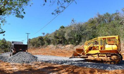 Se intensifican los trabajos en la zona del futuro Puente de la Integración Paraguay-Brasil
