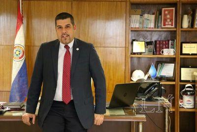 Fabián Domínguez, nuevo director financiero de Itaipu
