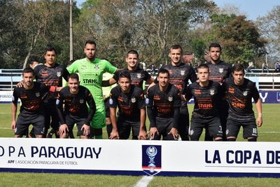 Dos equipos de primera, fuera de la Copa Paraguay
