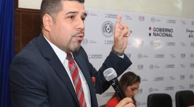 Fabián Domínguez es designado como director financiero de Itaipú