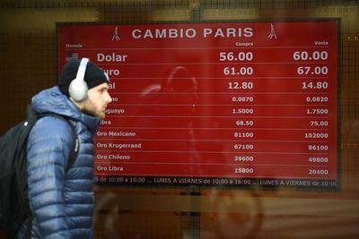 Riesgo país de Argentina alcanza cifra récord
