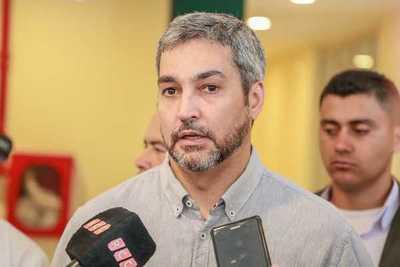 Mario Abdo Benítez pide tratar juicio político para que vuelva la paz en Paraguay