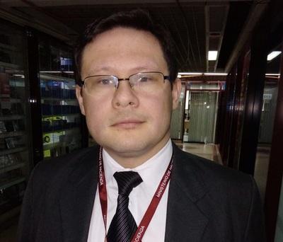 Óscar Orué interina Subsecretaría de Tributación